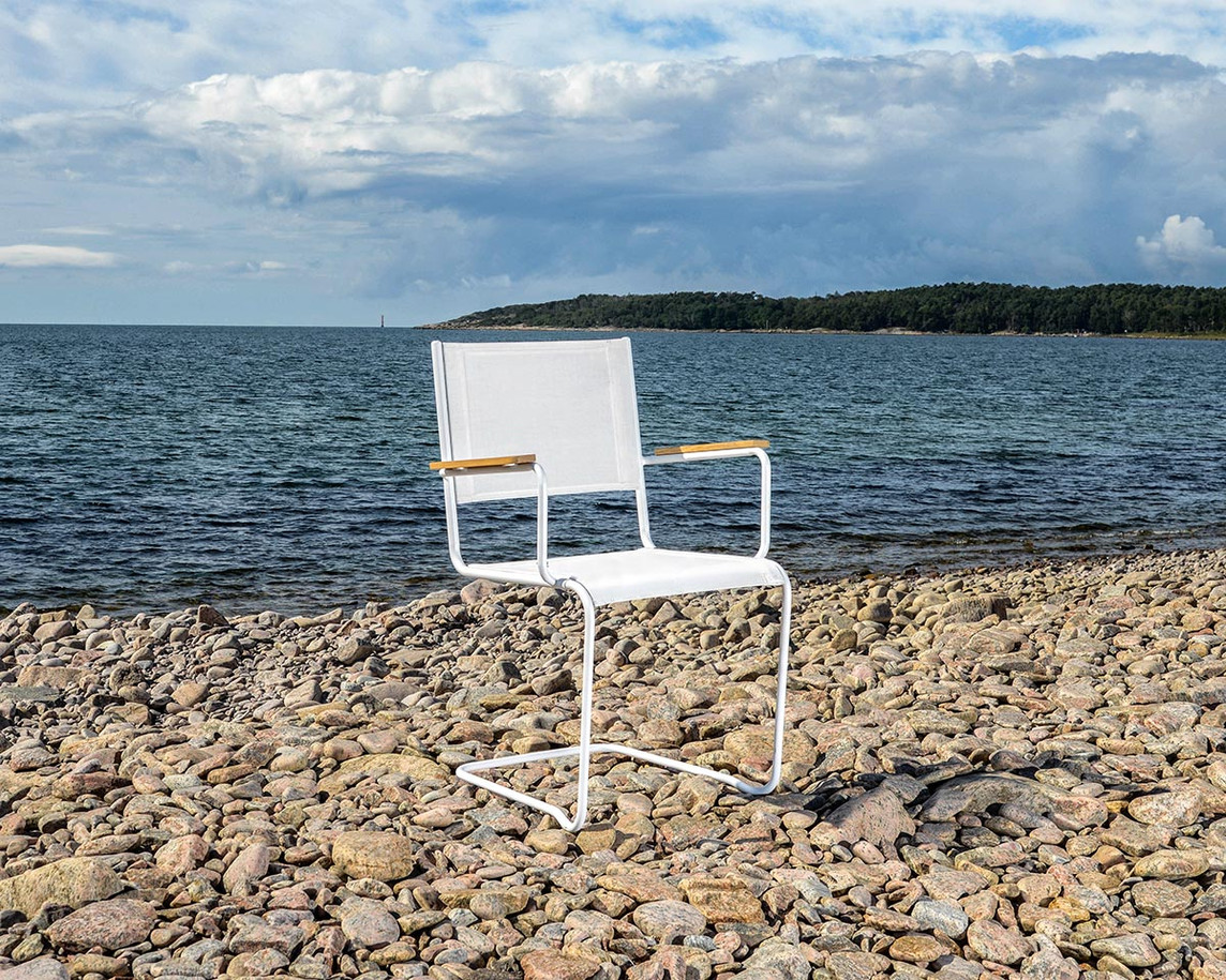 inout form Fåtölj Summer 52 Vit 3