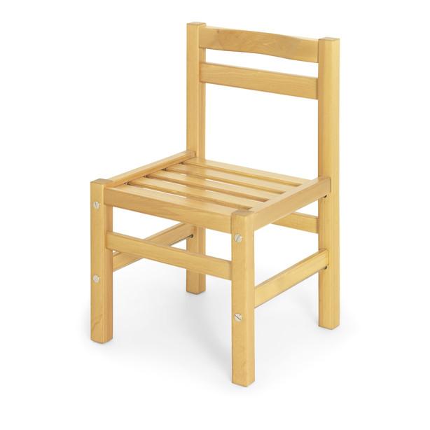 Classic furu stol