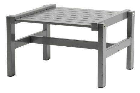 Pall grå aluminium