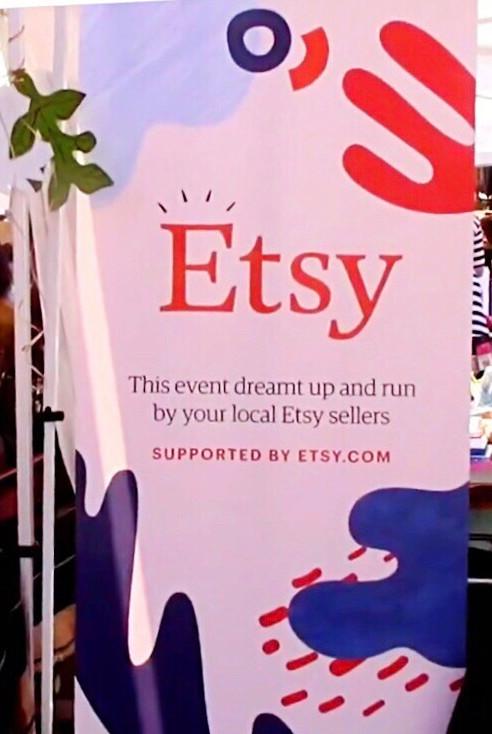 Etsy NYC Sellers at the Grand Bazaar NYC - NY Handmade Collective