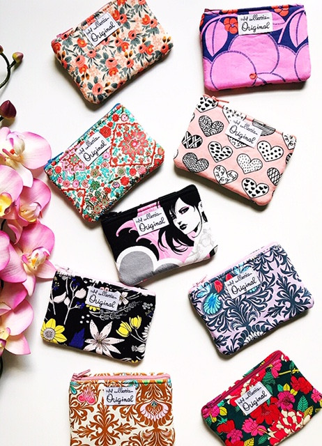 Galentines Day Gifts - coin purses