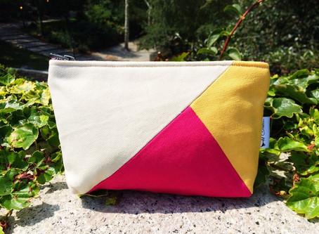 Color Block Bags
