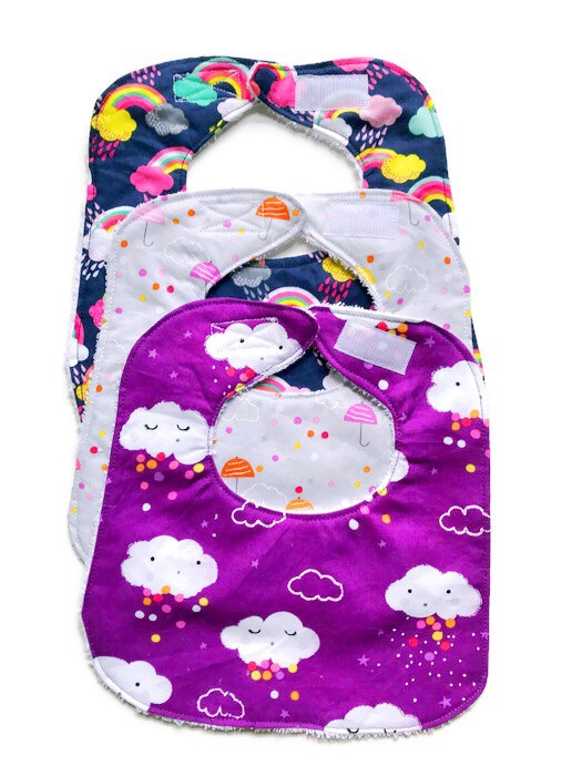 Baby Feeding Bibs for Girls