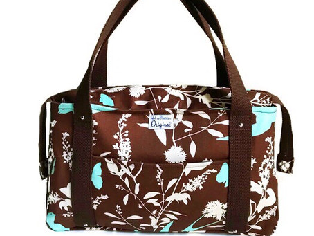 Fabric Handbags Made in the USA