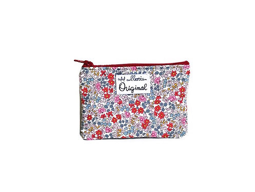 Meadow Floral Coin Pouch