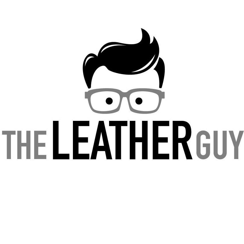 Metallic Leather Purses - The Leather Guy Logo