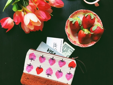 Strawberry Print Gifts - Oh! How Sweet Handmade Is