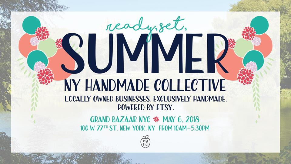 Ready Set Summer Event 2018 - NY Handmade Collective