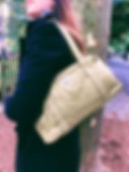 Handmade Green Shoulder Bag.jpg