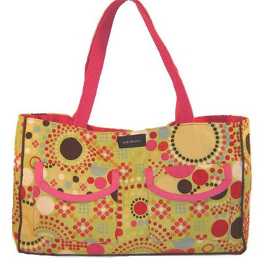 Multi Dot GreenLee Bag