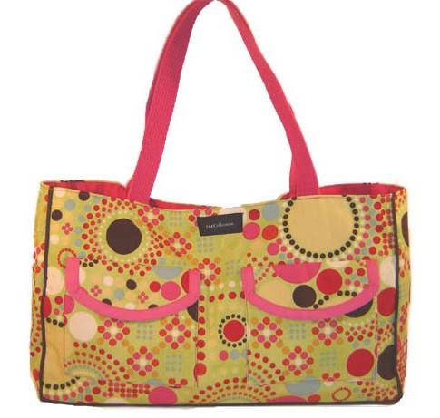 Multi Dot GreenLee Bag