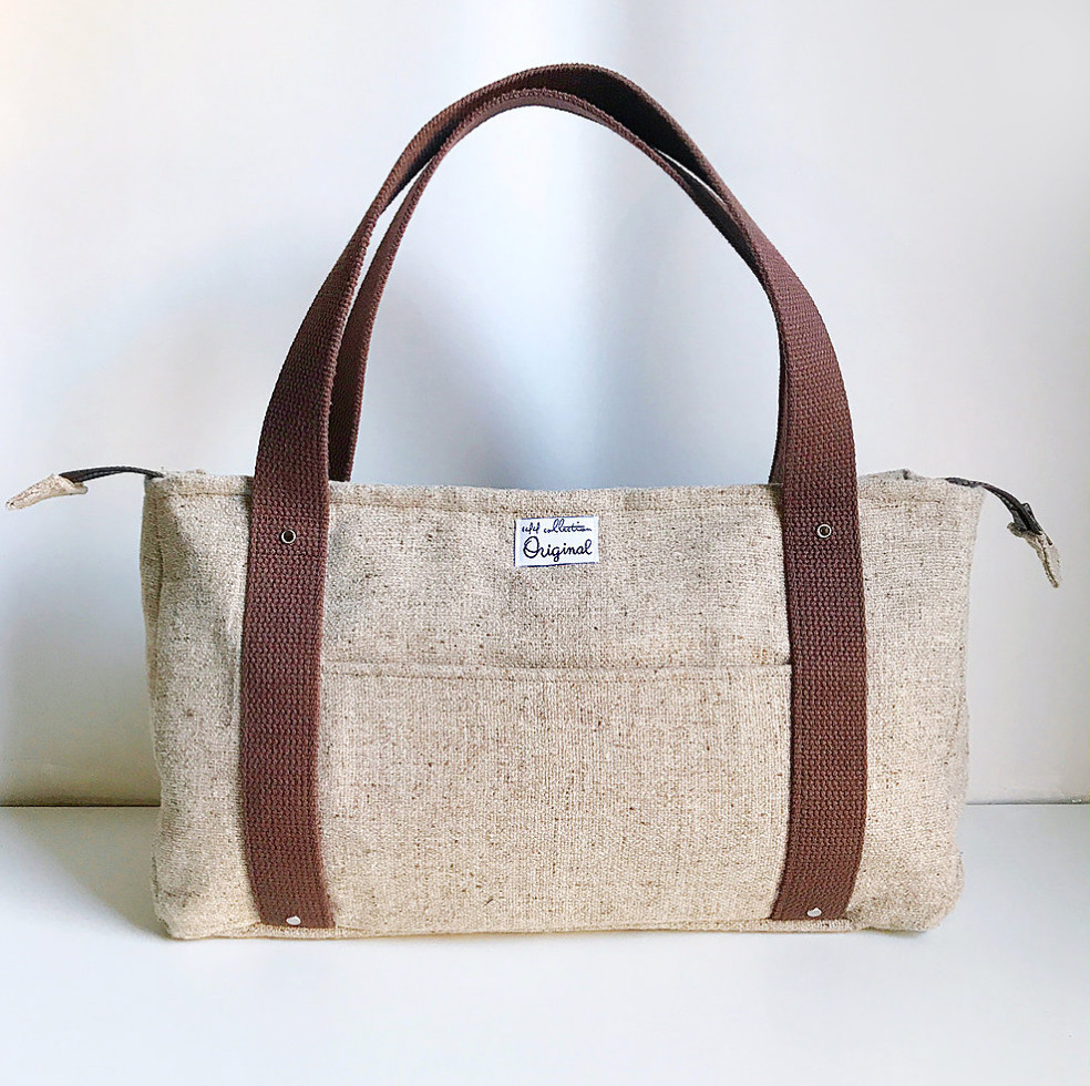 Pocketbooks that are handmade in New York, USA