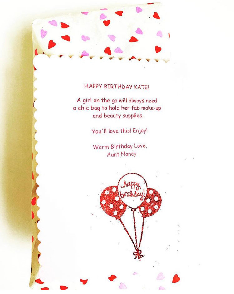 Handmade Card Making - Birthday Card
