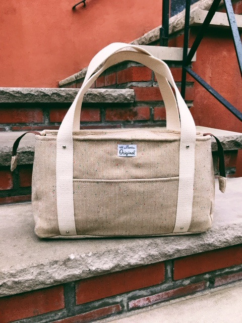 Holiday Gift Guide for Her - Tote Bag Beige