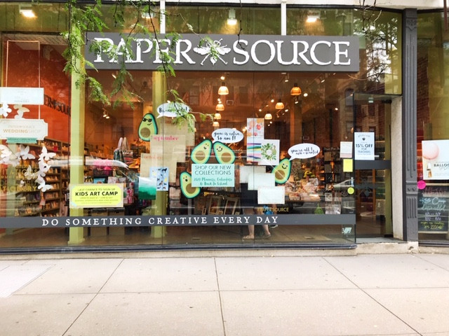 Paper Source NYC Location 77th Street