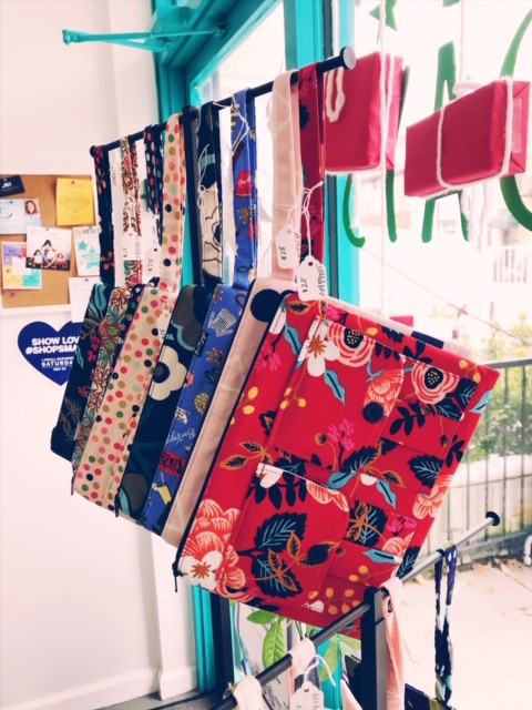 Handmade Bags, Baby Bibs and Accessories - Wristlets