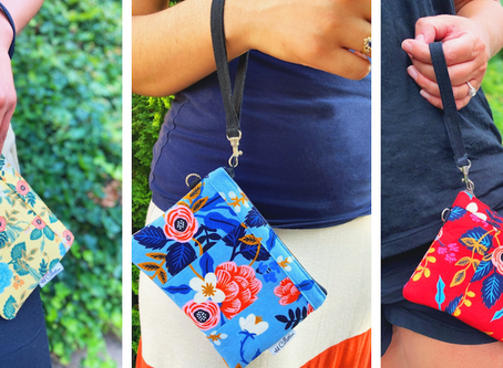 Must Have Fall Accessories - Small Wristlet Purses