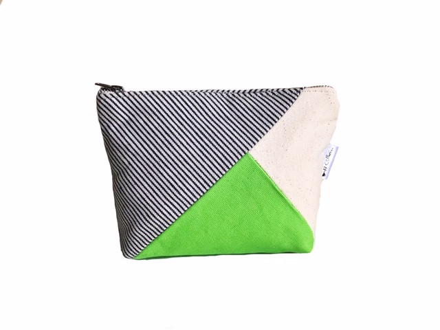 Green Gifts for Her - Zippered Pouch