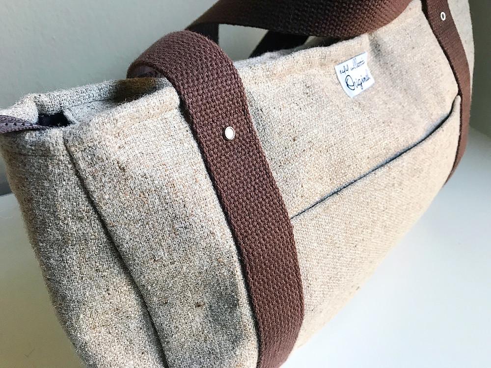 Handmade Handbag by 144 Collection