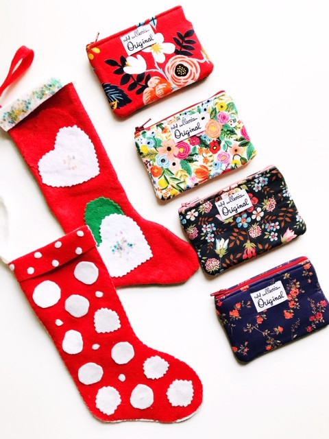 Best stocking stuffers for women - coin purses