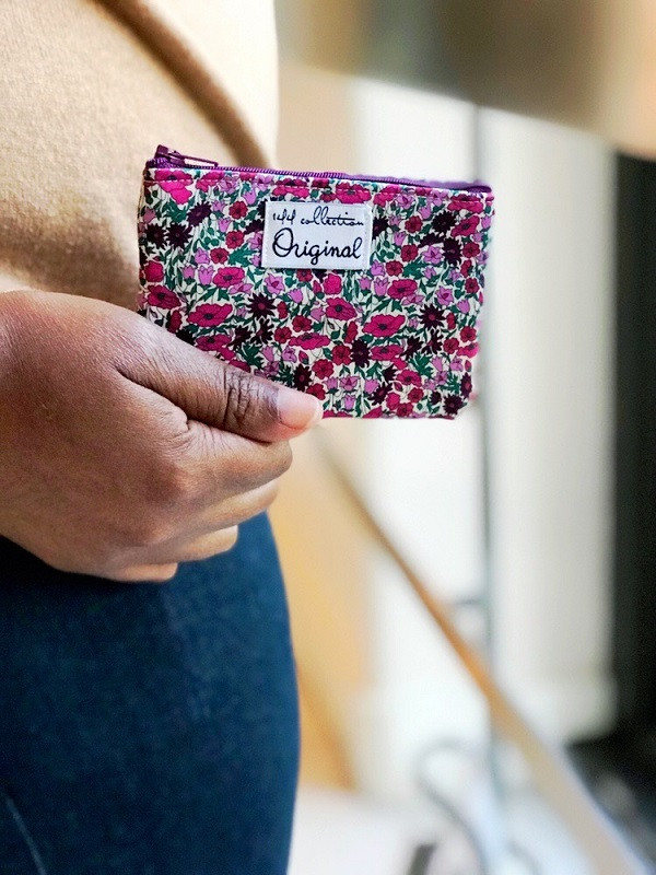 Galentines Day Gifts - Coin Purse Floral