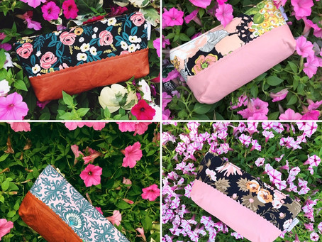 Floral Makeup Bags that You Will Fall For
