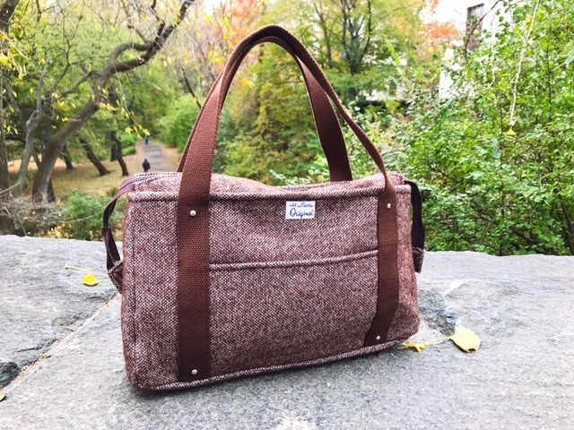 Holiday Gift Guide for Her - Women's Brown Tote Bag