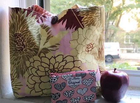 Back to School: Girls Coin Purses