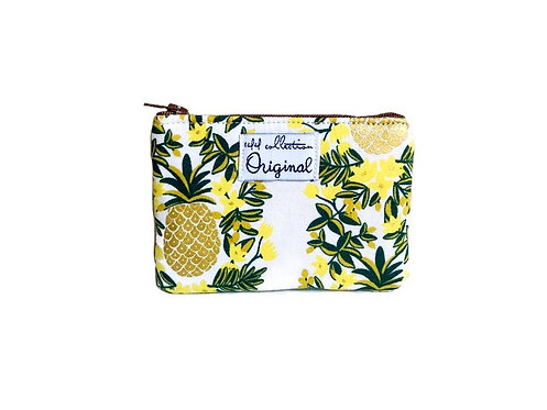 pineapple coin purse wallet