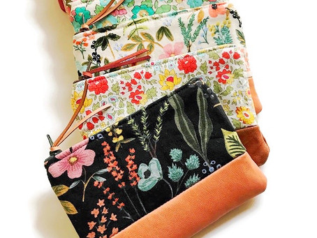 Leather Coin Purses and Pouches