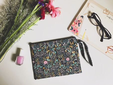 This Handmade Wristlet Will Be Your New Best Friend