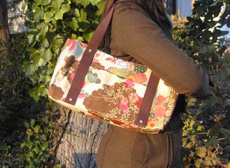 Celebrating National Handbag Day with Handmade Style