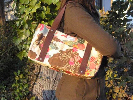 Celebrating National Handbag Day with Handmade Style