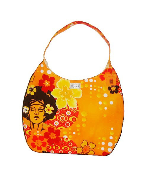 Handmade Bags, Baby Bibs and Accessories - Meet 144 Collection - urban chic valerie hobo bag