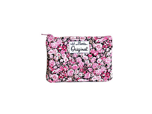 Pink Peony Coin Purse
