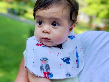 Why do you need more Bibs for Baby Boy than a Baby Girl?