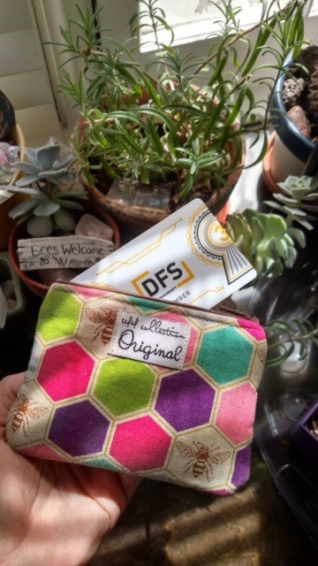 American Made Wallets - Bee Coin Purse Wallet