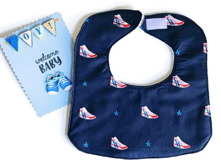 Oh Baby! Baby Boy Bibs for Your Little Guy