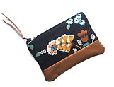 Black Sage Leather Floral Pouch.jpg