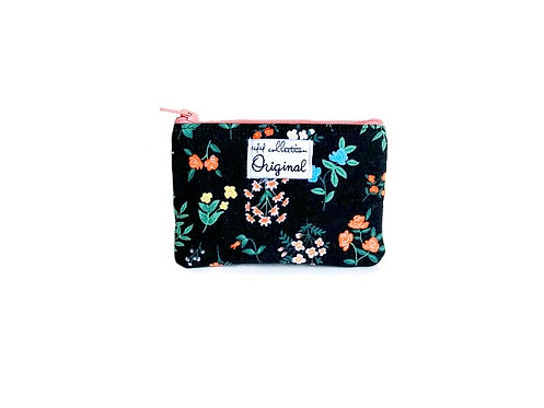 flower garden coin purse wallet