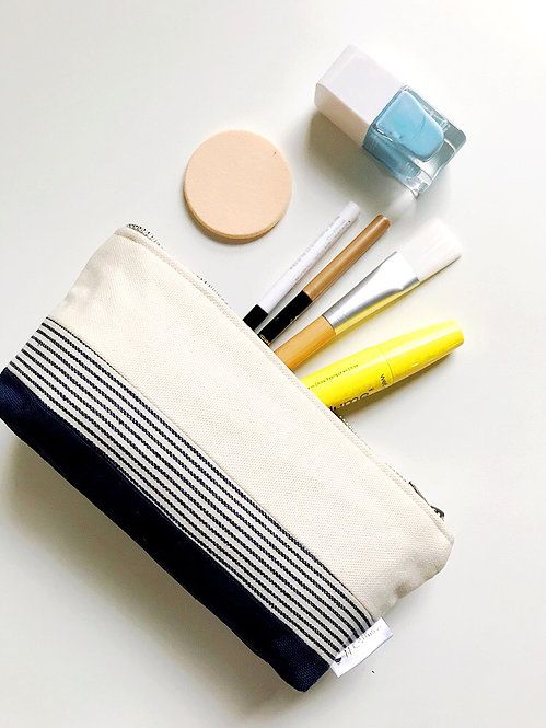 Blue-Small-Canvas-Cosmetic-Bag