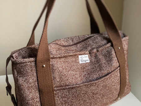 Can Our Brown Wool Tote Bag Go With Any 2021 Fashion Trends?
