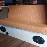 T25 Rock n Roll bed