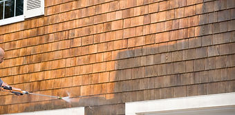 Siding washing Atlanta