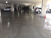 Parking deck cleaning Atlanta