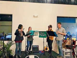 Open Mic Night at Bella Terra Vineyard (PA)