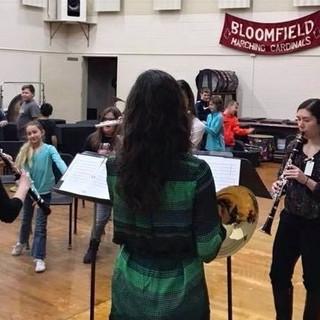 Bloomfield JR/SR High School Guest (IN)