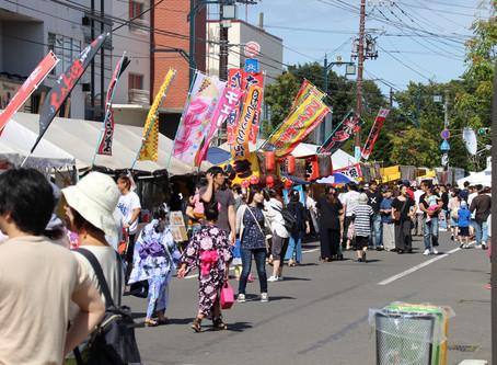 刈田神社祭り