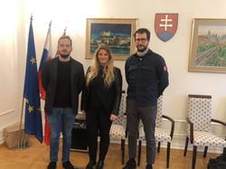 Slovak Embassy Norway visit