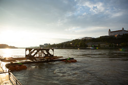 SPEAR hydro Prototype 1:4 on the River Danube